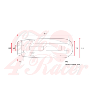 Honda CX500 Cafe racer Scrambler Typ2 Brown RHOMBUS