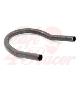 Subframe Hoop 180  length 18,5cm  kick up 15°  Ø25,4mm