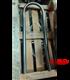 Subframe Hoop 180  length 18,5cm  kick up 15°  Ø25,4mm