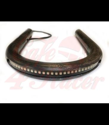 Rám Oblúk 180 šírka   21,5 cm LED-Strip   Ø25,4mm