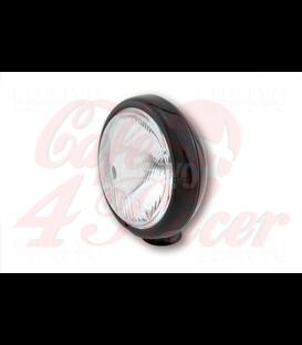 SHIN YO 4 inch  diaľkové svetlo , čierna, chrómová