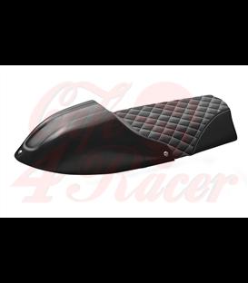 BMW R75/85/100 twin shock BMW Café Racer Scrambler seat BLACK Straight