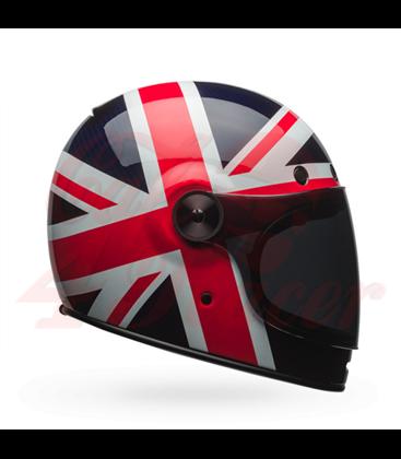 Bell Bullitt Carbon Spitfire Modrá/Červená