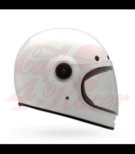 Bell Bullitt Classic Style Solid White
