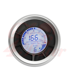 Universal digital LCD speedometer SP2
