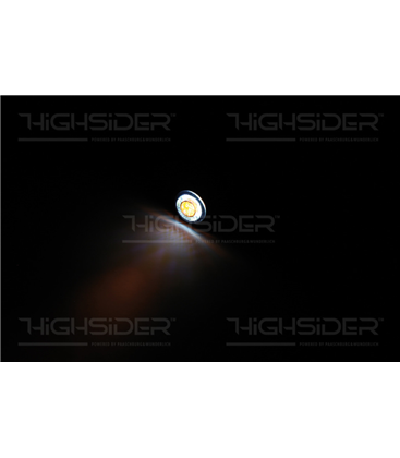 HIGHSIDER APOLLO LED indicator/front position light unit