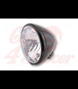 SHIN YO 6-1/2 inch main headlamp El Paso, lesklá čierna