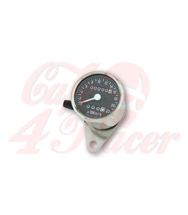 Universal  Speedometer chrome