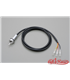 DAYTONA speedometer cable (adapter) 18 mm  Yamaha SR400 SR500