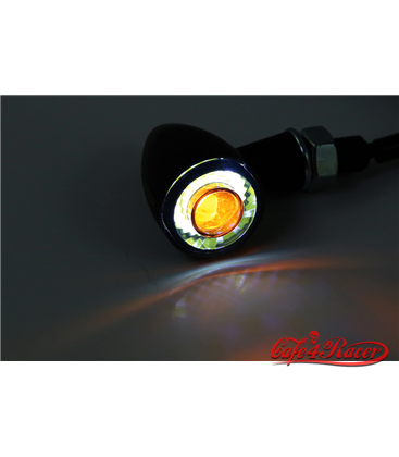 HIGHSIDER LED indicator / front position light APOLLO BULLET