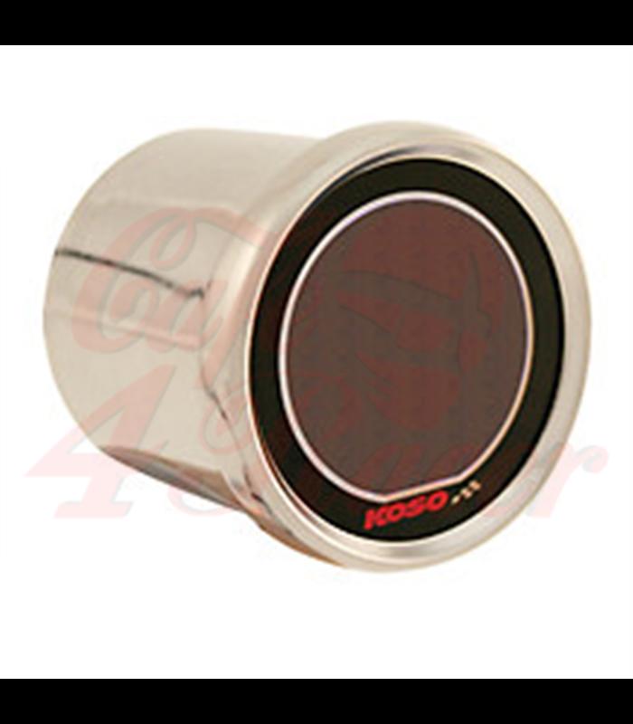 Digital Speedometer Dark With Speed   Odo  Trip  Fuel