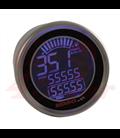 Digital speedometer DARK with speed /ODO/trip/fuel