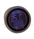 Digital speedometer DARK with speed /ODO/trip/fuel
