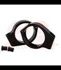 Obímka na tlmiče - držiak smeroviek  35/39/41/49mm čierny