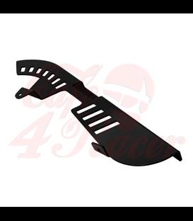 Triumph Bonneville Custom chránič reťaze - čierny
