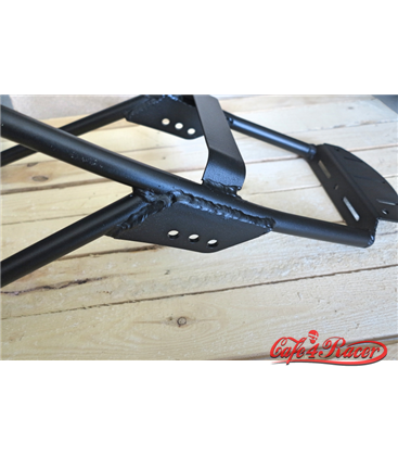 BMW R series  Subframe for Model seats black finish