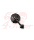 HIGHSIDER handle bar end mirror CLASSIC, black
