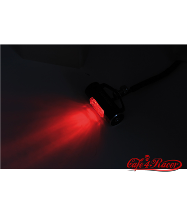 HIGHSIDER LED taillight CONERO T1, red lens