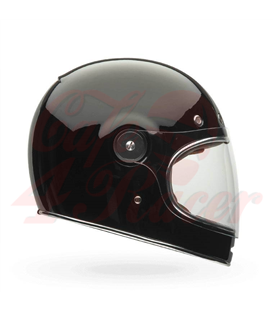 Bell Bullitt Classic Style Solid Black