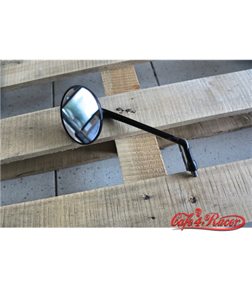 HIGHSIDER Alu mirror CLASSIC, E-marked