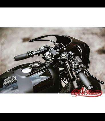 "22mm 7//8/"" Handlebar Black Motone Triple Micro Switch Motorbike Button Housing"