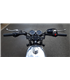 Jota 2.0 Adjustable Handlebars - One Inch Diameter - Black