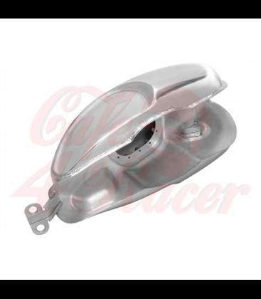 Custom Petrol Tank - EFI - Raw Aluminium