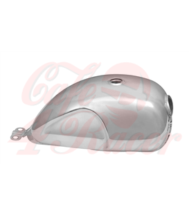 Custom Petrol Tank - EFI - Raw Aluminium for painting