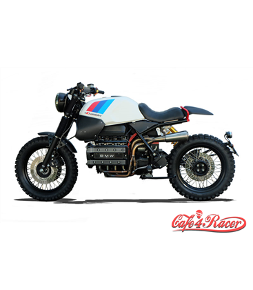 exhaust k100 scrambler ii bmw k100. Black Bedroom Furniture Sets. Home Design Ideas