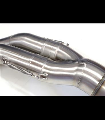 High Pipe Titanium pre BMW R9T všetky modely