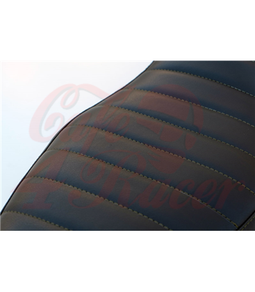 Sella Biposto  seat  BMW RnineT Brown