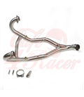 Headpipe without Catalytic Converter BMW R9T nerez