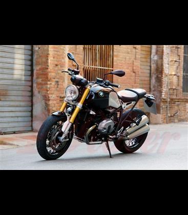 Front suspension Ohlins R nineT gold