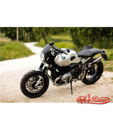 Sella Monoposto Solo seat  BMW RnineT brown