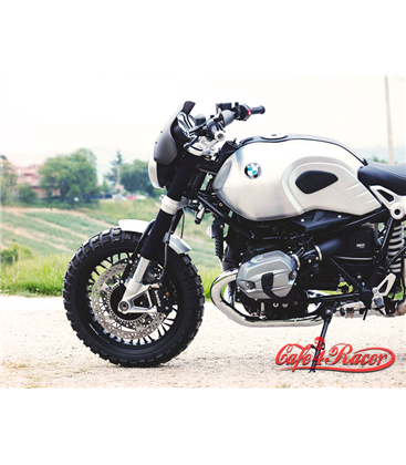 Headlight fairing for BMW R9T Roadster