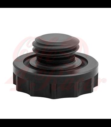Custom olejový  uzáver strieborný