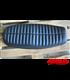 Triumph Bonneville Dual Seat - Rattlesnake Tail - Black