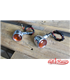 Custom Billet Indicator Turn Signals - Set of 4 - Polish