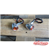 Custom Billet Indicator Turn Signals - Set of 2 - Polish