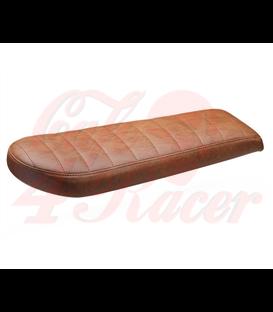 Cafe racer Scrambler Typ7 Tmavo Hnedá ROMBUS