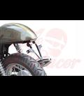 HIGHSIDER Držiak poznávacej značky Vhodný pre Triumph Thruxton 900 / Bonneville / Scrambler