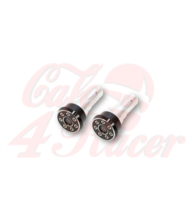 HIGHSIDER handlebar end CONERO TYPE 2, black