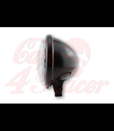 HIGHSIDER 5 3/4 inch LED main headlamp BATES STYLE TYP 5, black