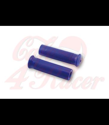 Handlebar grips Metalflake  modrá