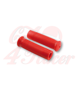 Handlebar grips Metalflake  red