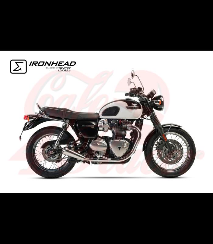 Ironhead Triumph Bonneville T120 16
