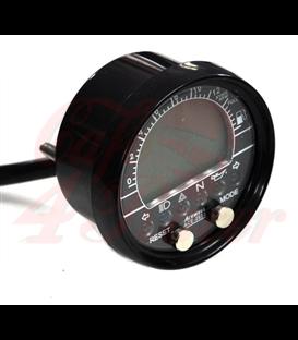 Digitálny rýchlomer Acewell 2853S čierny pre  BMW K série
