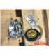 Bolt-Down Monza Cap Kit Billet
