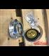 Bolt-Down Monza Cap Kit Billet