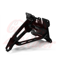 IBEX Bracket for license plate, side mount for HD Sportster -04